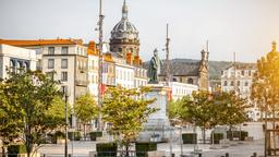 Hotell i Clermont-Ferrand